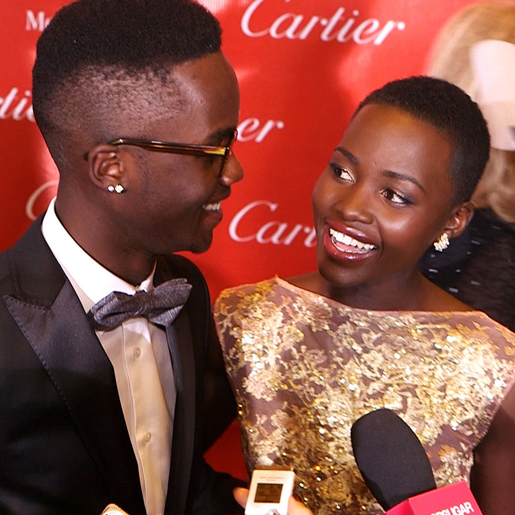 Lupita Nyong'o Interview At Palm Springs Film Fest (Video