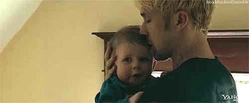 The Oh God He's Kissing a Baby