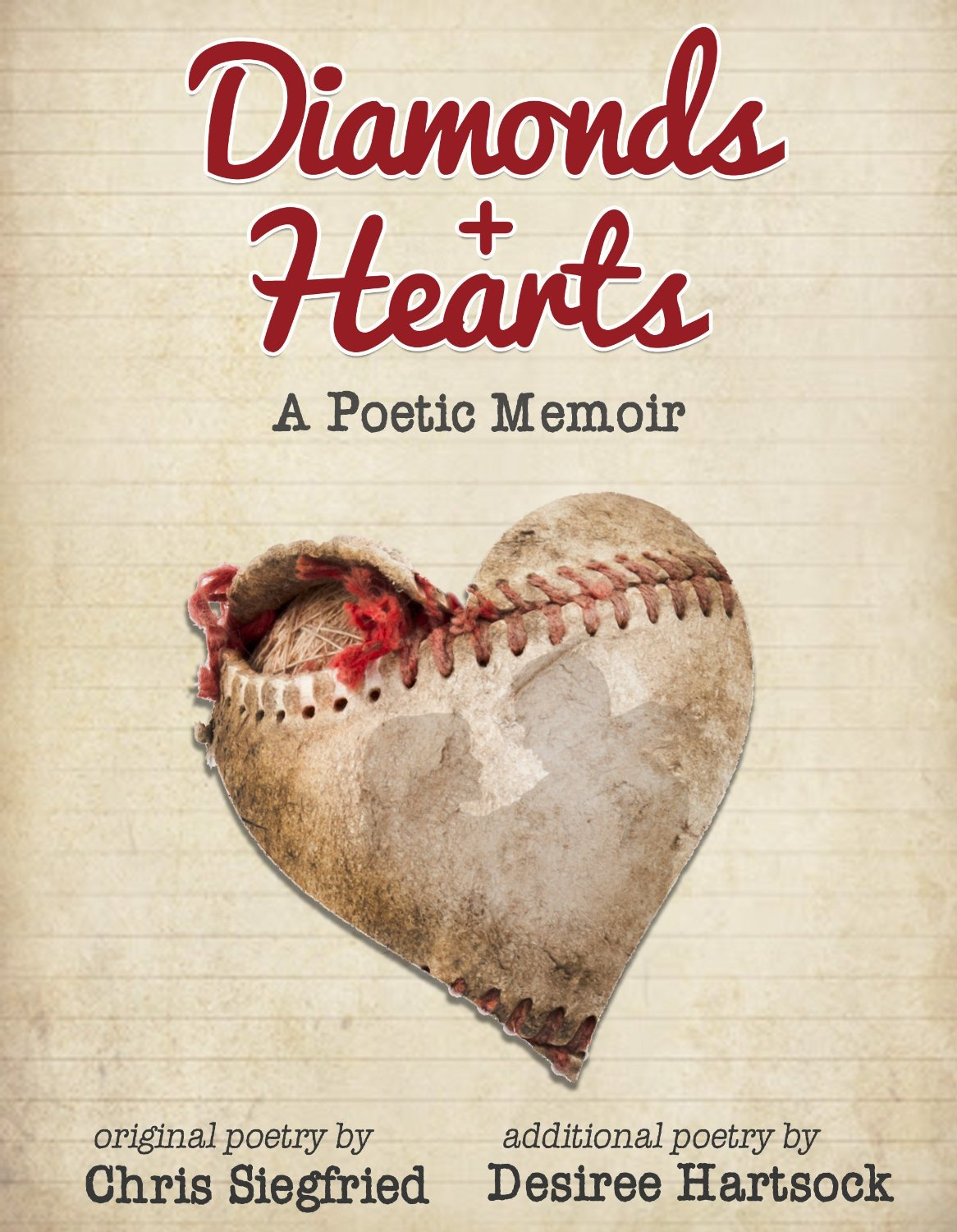 Diamonds and Hearts — A Poetic Memoir