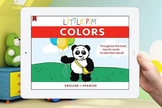 Spanish Colors by Little Pim