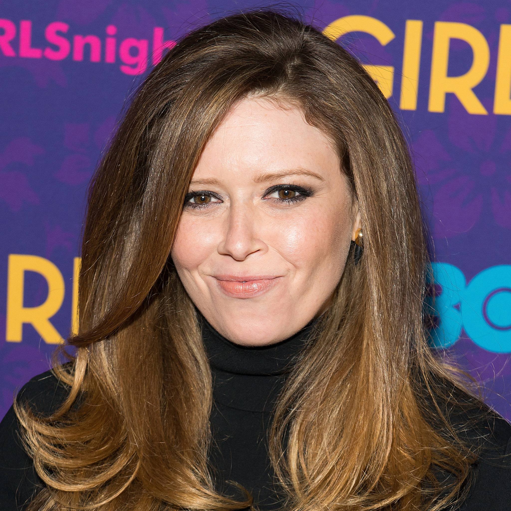 Natasha Lyonne must have been inspired by Kate Middleton, because her blowout was practically perfect. With hair so gorgeous, all she needed was a little liner and a nude lip for her makeup.