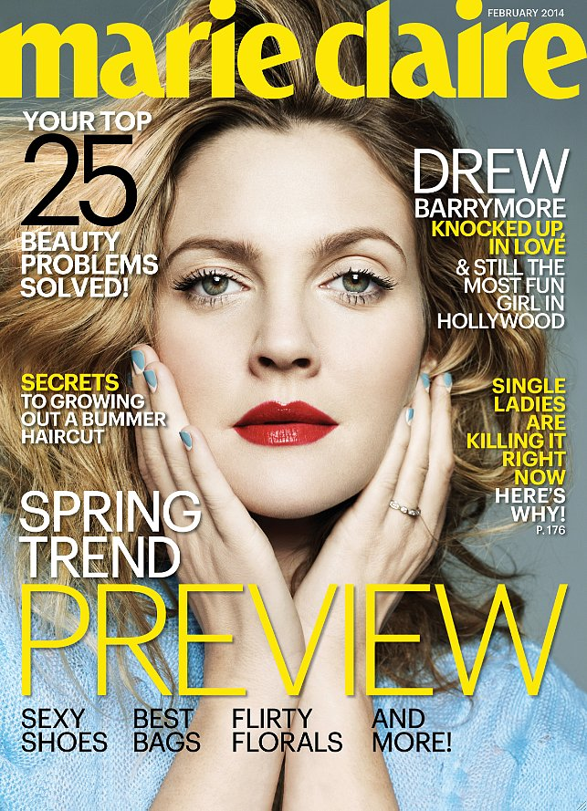 Marie Claire February 2014