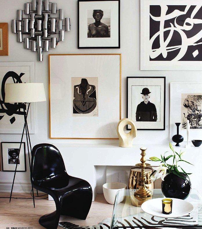 Gallery Wall Inspiration Popsugar Home
