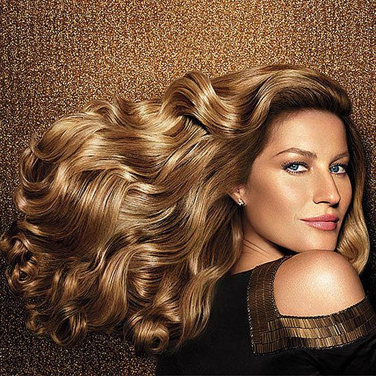 Gisele Bundchen Hair Ads for Pantene