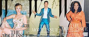 Jennifer, Matthew and Oprah Share Secrets With W Magazine