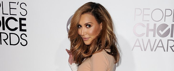 We Didn't See Naya Rivera's New Blond Hair Coming!