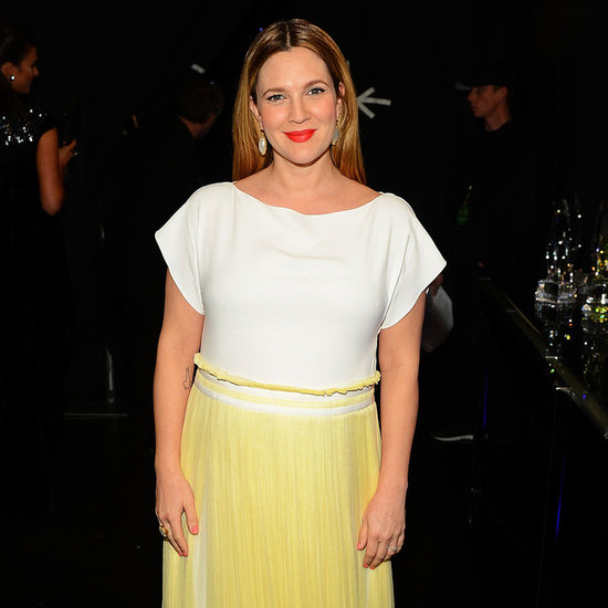 Drew Barrymore Dress at People's Choice Awards 2014