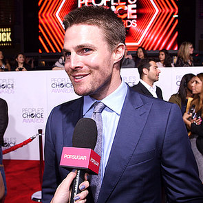 Stephen Amell Interview at People's Choice Awards (Video)