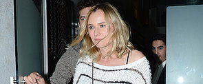 Diane Kruger's Gorgeous New Ring Sparks Engagement Rumours