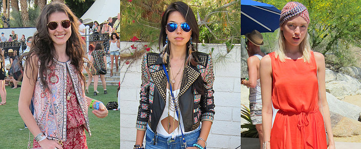 Coachella Is Coming! Celebrate With Last Year's Best Style Snaps