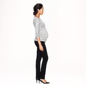 J.Crew Introduces Maternity Jeans