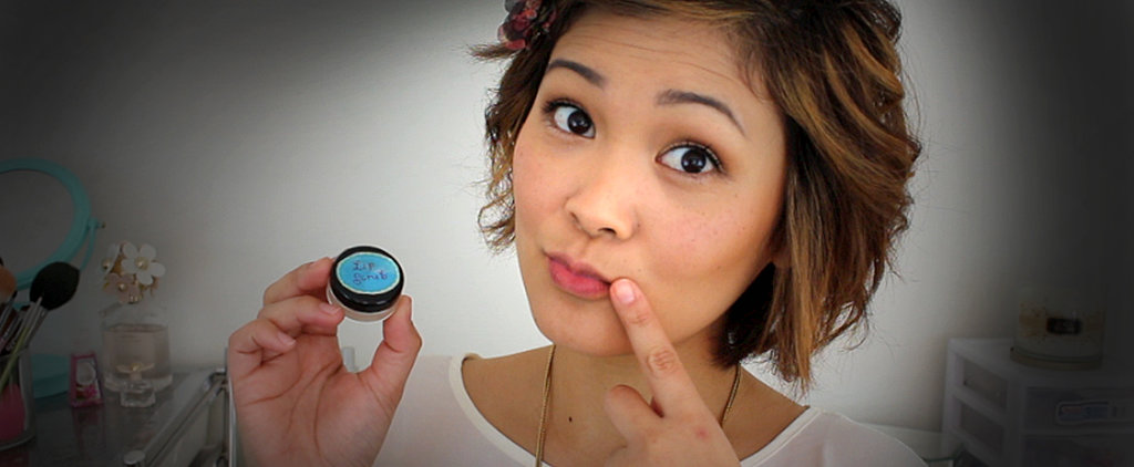 Lazy Girl's Guide: Make Your Own Lip Scrub