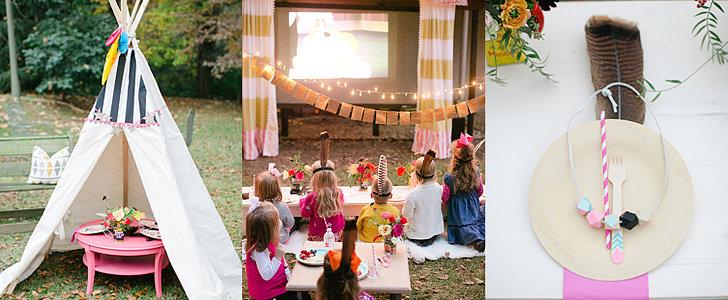 Viva La Vivi! A Beautifully Designed Outdoor Birthday Bash