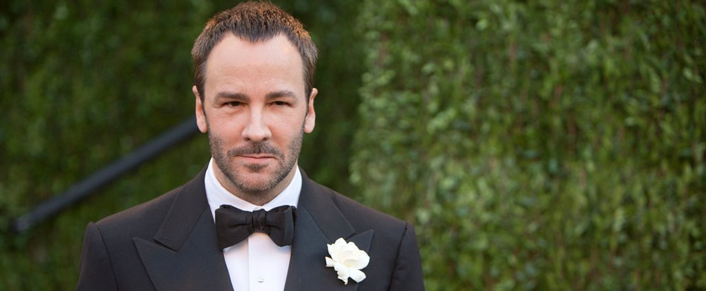 Leave It to Tom Ford to Make Sneakers Out of Velvet