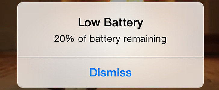 The Tricky Battery Life of a Night Out