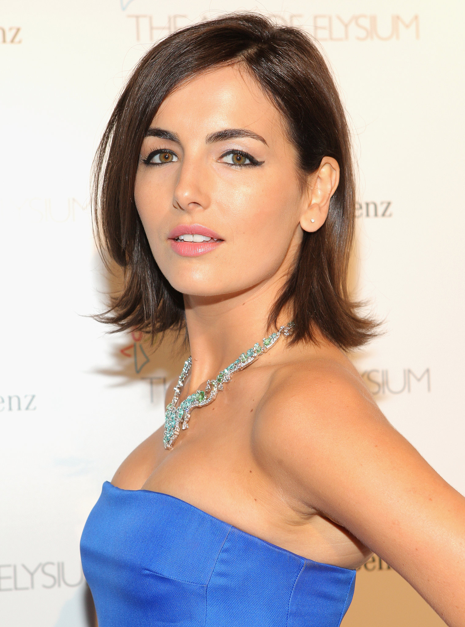 The 31-year old daughter of father Jack Routh and mother Cristina Routh, 171 cm tall Camilla Belle in 2018 photo