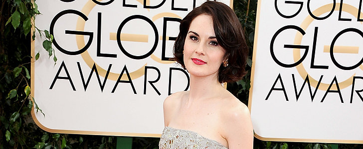 Poll: Did Michelle Dockery Give Us Too Much Sparkle?
