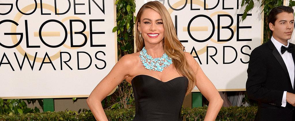 2014 Golden Globes: Sofia Vergara