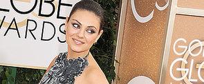 2014 Golden Globes: Mila Kunis