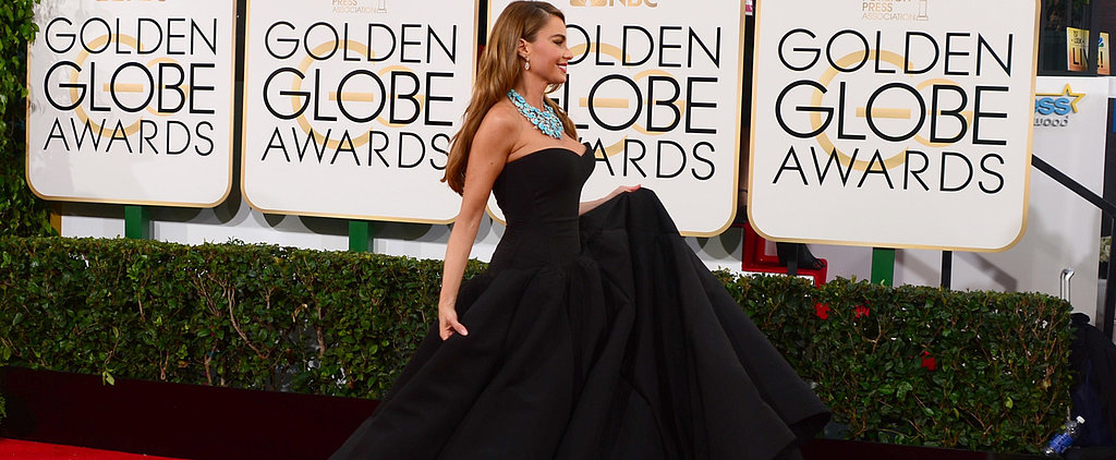 All the Fashion You Could Want From the 2014 Golden Globes
