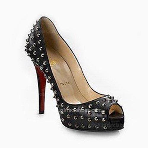 Christian Louboutin Pumps Arielle Studded Black Hot Sale