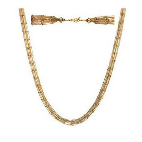 Links Of London Necklace Raindance 18ct Gold