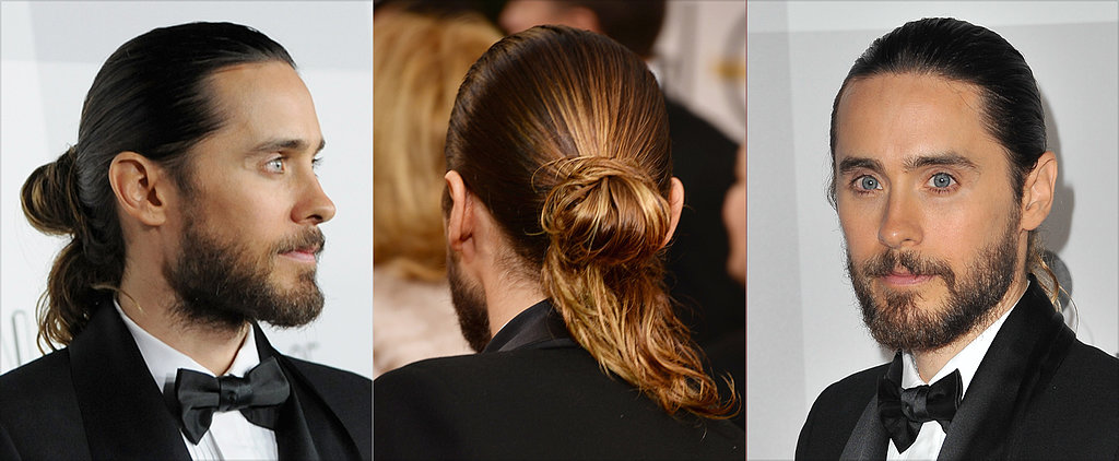 Was Jared Leto Rocking Your Lazy Sunday Hair at the Globes?