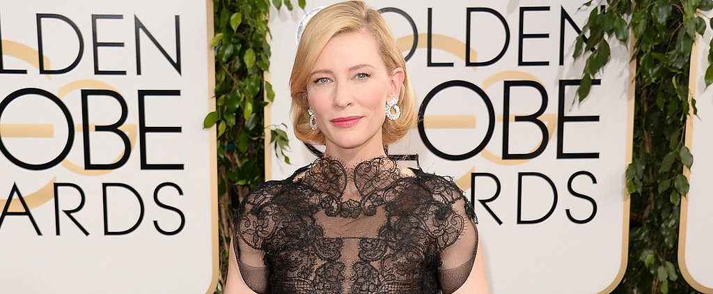 Everything You Need to Create Cate Blanchett's Regal Look
