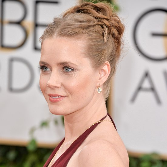 Amy Adams Hair and Makeup How-To | Golden Globes 2014