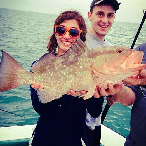 Go Deep-Sea Fishing