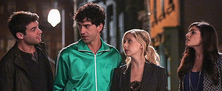 The Crazy Ones: Sydney and Andrew Are So On