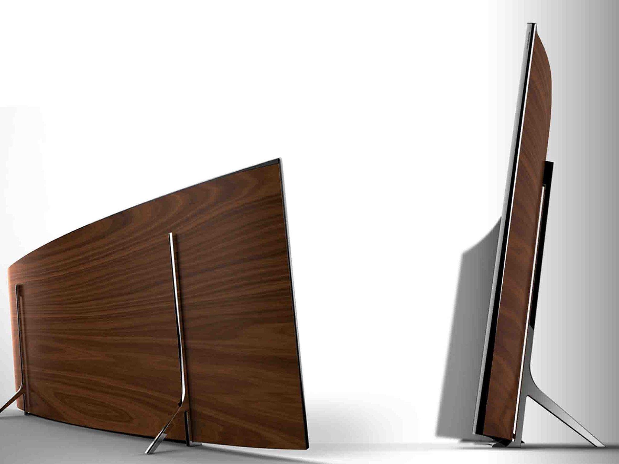 Samsung Curved 4K Series