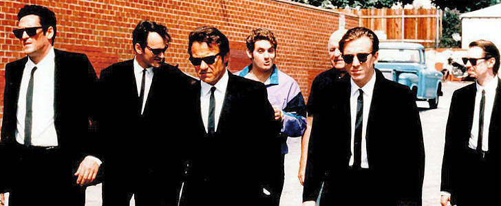 Someone on Twitter Is Re-Creating Reservoir Dogs