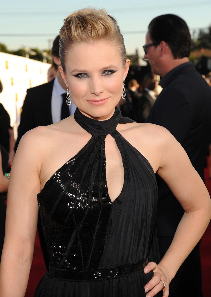 Kristen Bell's Look Should Be Frozen in Time