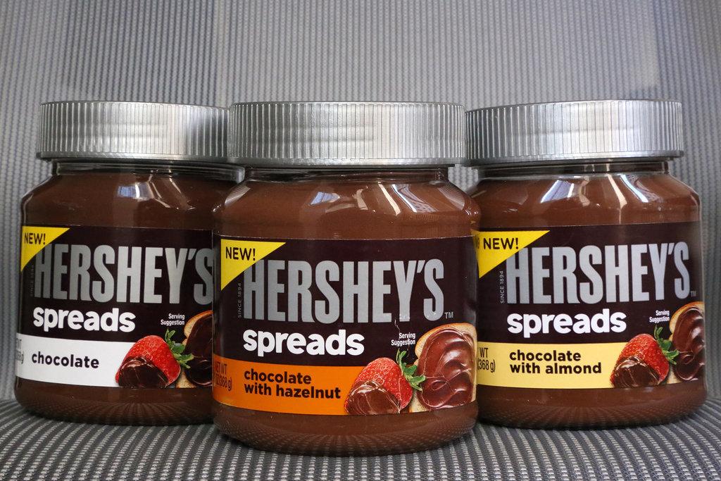 Hershey's Chocolate Spreads Review | POPSUGAR Food