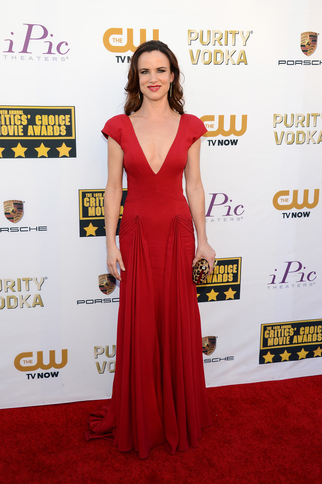 Juliette Lewis at the Critics' Choice Awards 2014