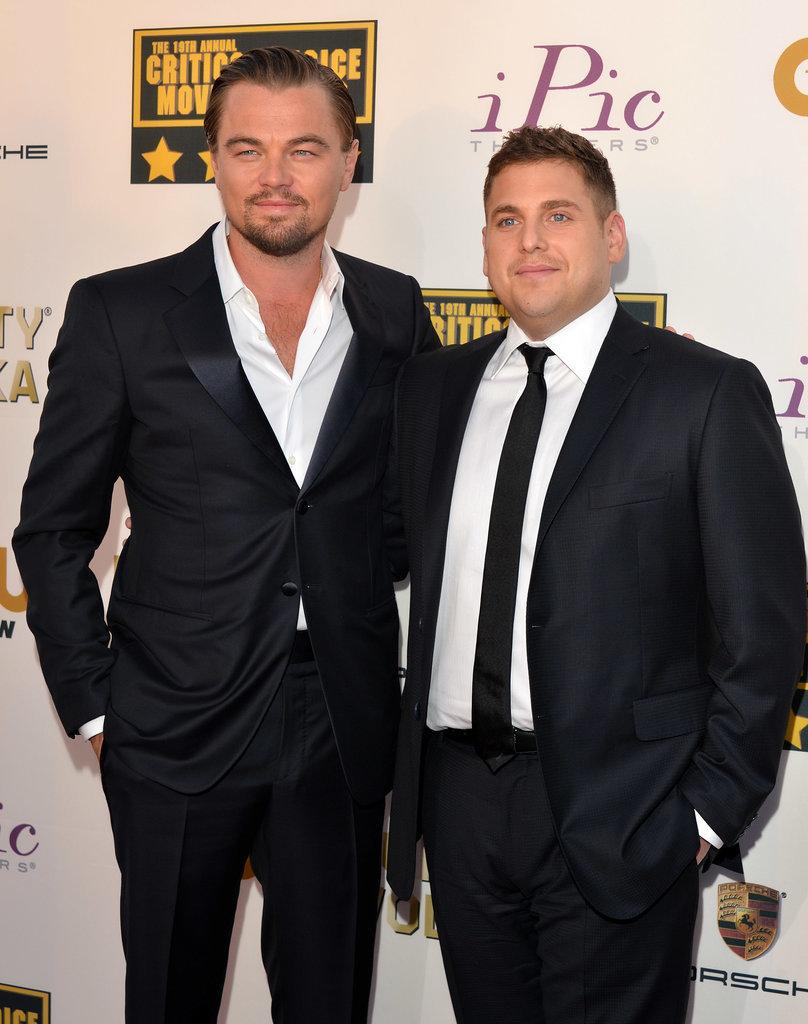 Leonardo Dicaprio Jonah Hill Leonardo DiCaprio stay...