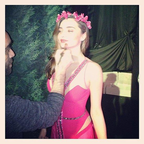 Celebrity Style & Beauty Instgram: Miranda Kerr Instagram