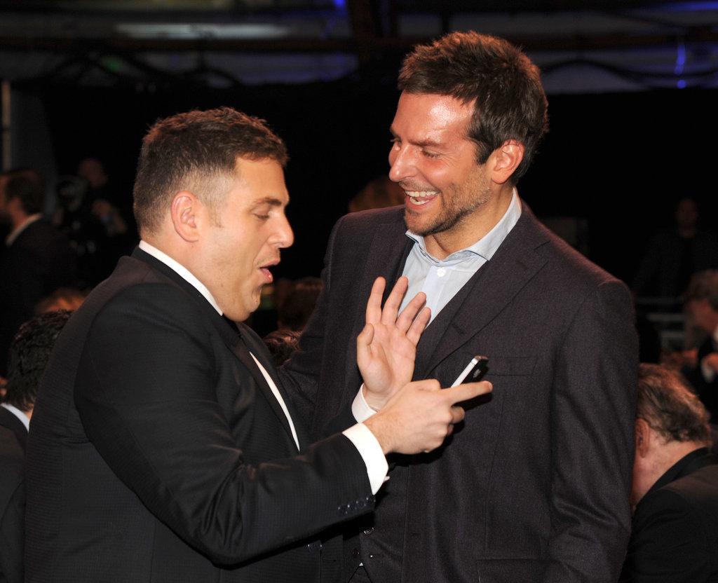 """But then he's like, """"Whoa!"""""""