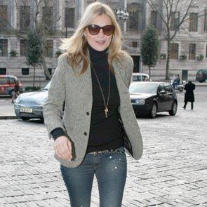 Kate Moss Wearing Jeans