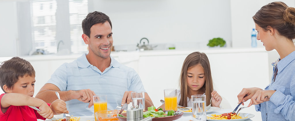 Why You'll Want to Gather Your Family Around the Dinner Table Tonight