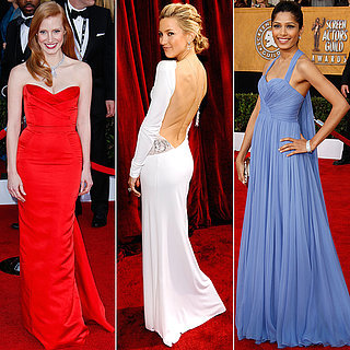 Best-Ever Dresses at the SAG Awards