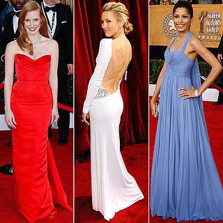Best-Ever Dresses at the SAG Awards