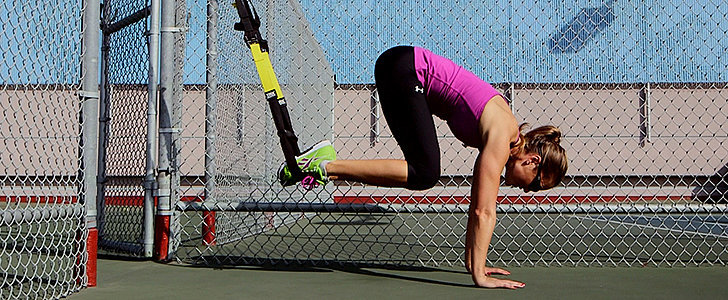3 TRX Moves to Flatten Your Belly
