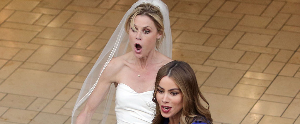 A Modern Family Character Is in a Wedding Dress — What Is Going on Here?!