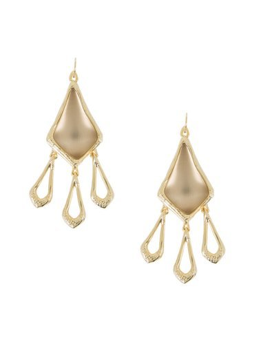 Water Drop Chandelier Earring