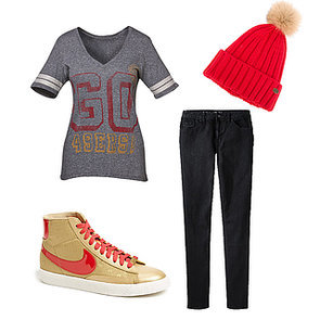 Outfit For a Football Game | Shopping