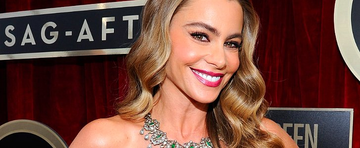 Did Sofia Vergara Get Hair Inspiration From Rita Hayworth?