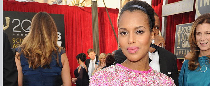 Did Kerry Washington Just Prove Pregnant Women Can Wear Crop Tops?