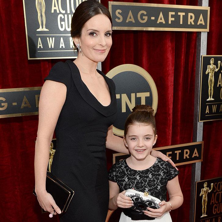 Tina Fey's Dress at SAG Awards 2014